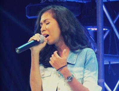 Martinha (Foto: Indonesian Idol)