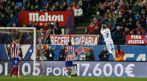 Cristiano Ronaldo. (Foto: Reuters)