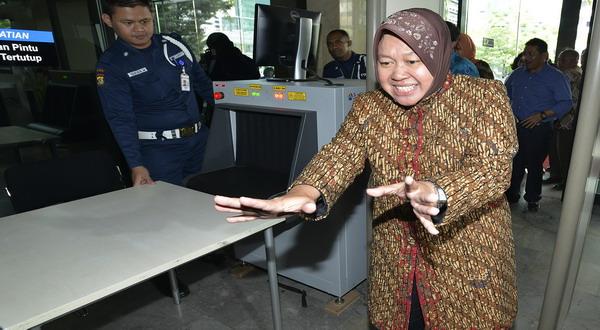 Tri Rismaharini (Foto:Antara/Trial)