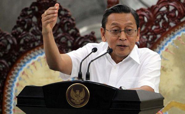 Wakil Presiden Boediono (Foto: Dok. Okezone)