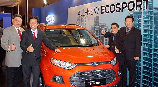 Ford EcoSport (Dok FMI)