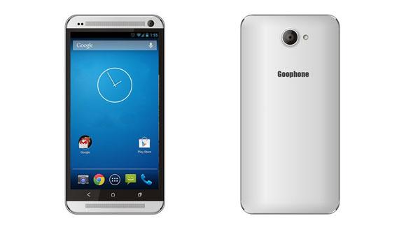 GooPhone M8, Jiplakan Ponsel HTC Terbaru Rp2,6 Juta