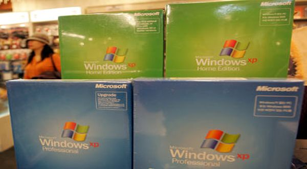 Windows XP (Foto: Reuters)