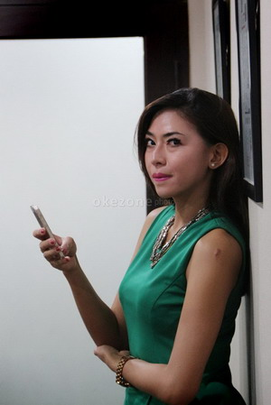 Trik Gesata Stella Cegah Kanker Payudara