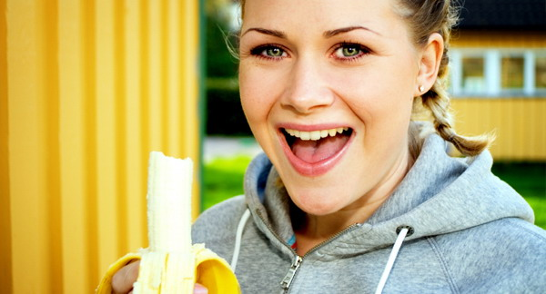 Lebih Bertenaga Sebelum Lari, Makan Pisang Dulu