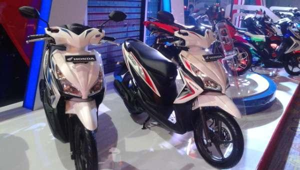 F: Honda Vario 110 PGM-FI (Arief A/Okezone)