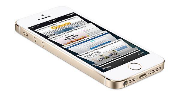 iPhone 5S (Foto: Apple)