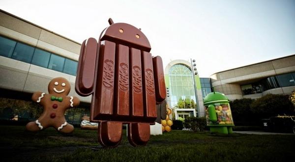 Android KitKat.