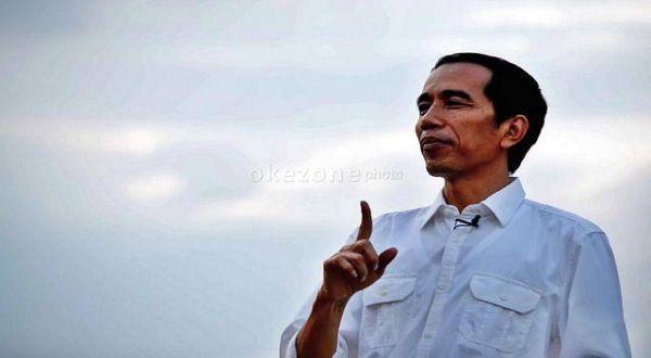 Ibarat Pengantin Baru, Jokowi Telah Ceraikan Warga Jakarta