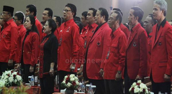 Hanya Sekadar Mandat, Jokowi Belum Tentu Capres