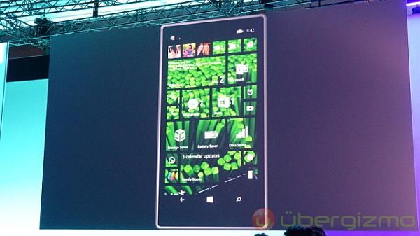 Windows Phone 8.1. (foto: Ubergizmo)