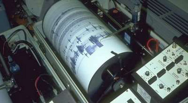 ilustrasi alat deteksi gempa (foto: Ist)