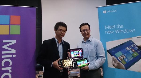 Microsoft kerjasama dengan sekolah Bintang Mulia Bandung (foto: Andina/Okezone)