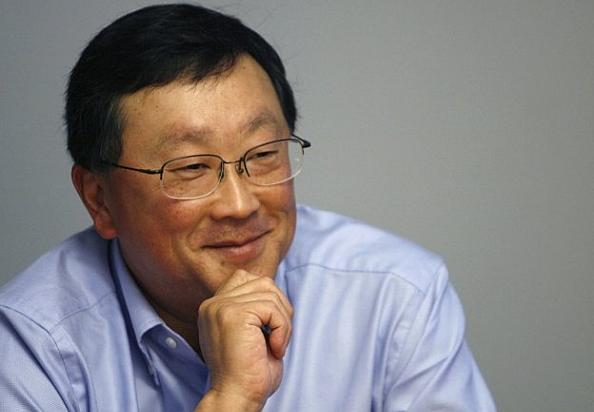 John Chen. (foto: Reuters)