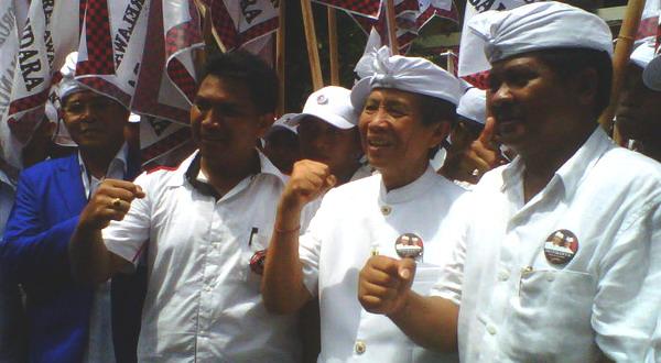 Gubernur Bali, Made Mangku Pastika