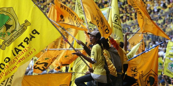 Partai Golkar (Foto: Dok Okezone)