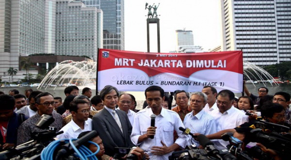 Personal Brand Jokowi Melempem