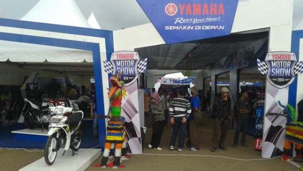 F: Yamaha Motor Show Semarang (Arief A/Okezone)