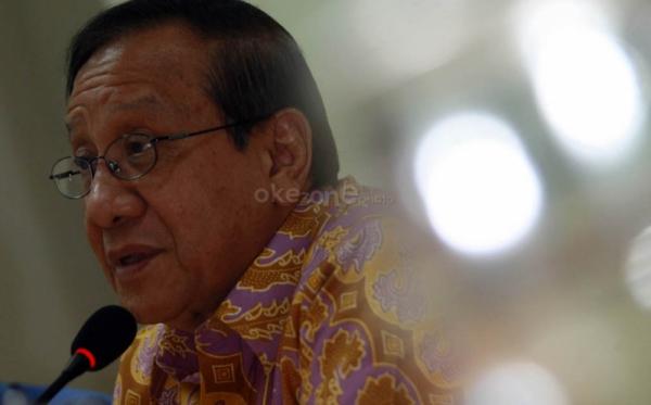 Akbar Tandjung (Foto: Heru Haryono/Okezone)