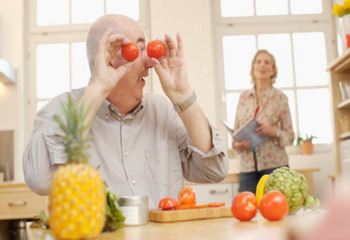 Kekebalan Tubuh Terjaga, Orangtua Wajib Makan ini (I)