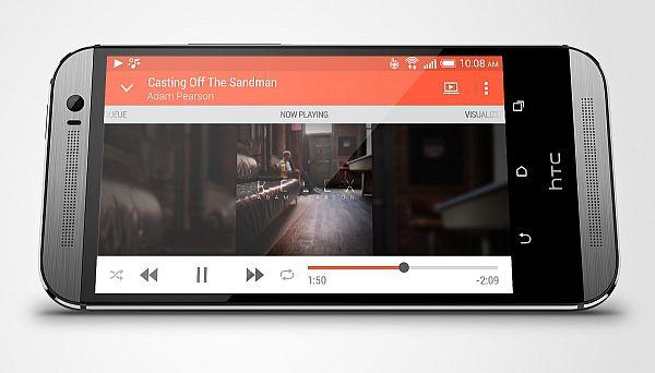 HTC One M8 Plastik Meluncur Bulan Depan?