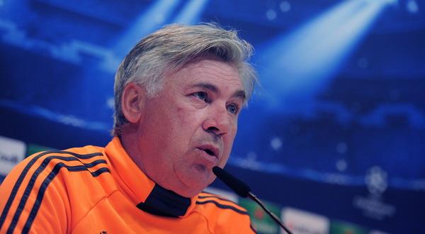 Carlo Ancelotti - pelatih Real Madrid / UEFA