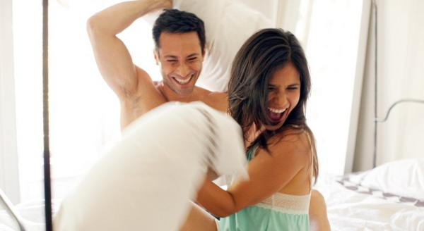 Seks Pilihan Terakhir Atasi Stres?