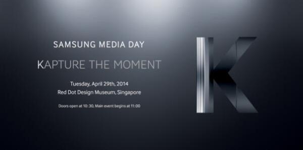 29 April, Samsung Rilis Ponsel Andalan Baru