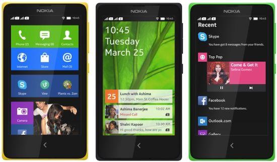 Penjualan Perdana di Indonesia, Nokia X Ludes Terjual