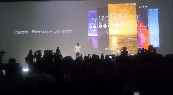 Ini Spesifikasi dan Harga Smartphone Asus 'Zenfone'