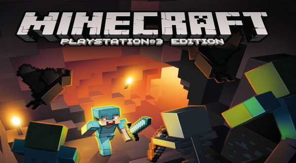 Mei, Minecraft Versi PlayStation 3 Diluncurkan