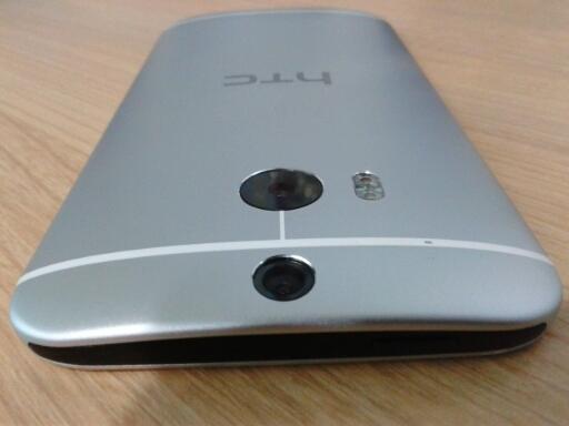 HTC One (M8). (foto: Ramadhan Aditya / Okezone)