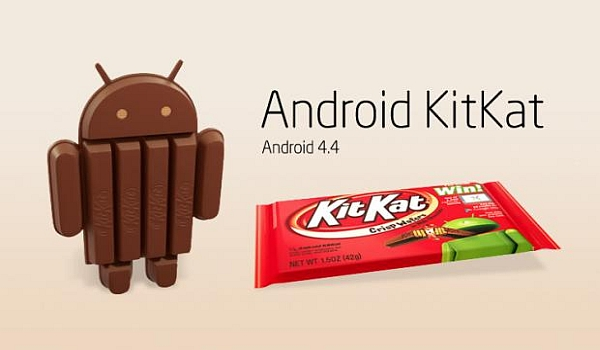 Android KitKat.