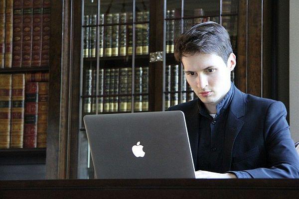 Pendiri VKontakte, Pavel Durov (Foto: Washington Post)