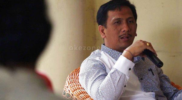 Gede Pasek dalam sebuah acara di Jakarta (Foto: Dok Okezone)