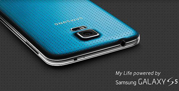 Sepekan, Adopsi Galaxy S5 Capai 1%