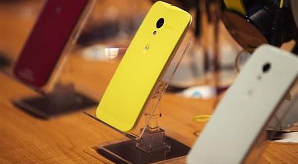 Q1, Motorola Kapalkan 6,5 Juta Smartphone