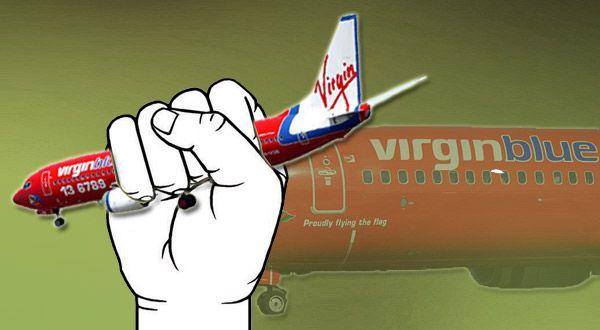 Pesawat 738 Virgin Blue Dibajak di Bali