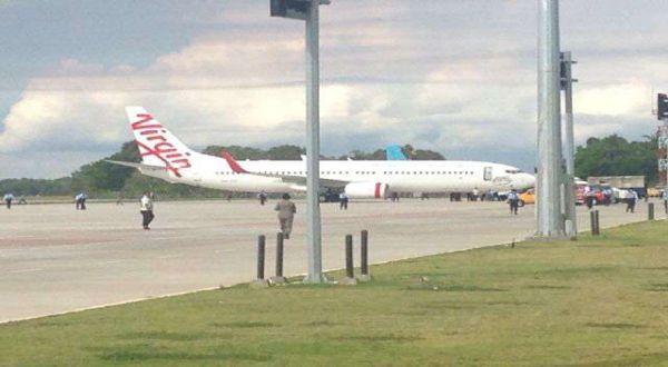 Kronologi pembajakan pesawat Virgin Blue di Bali