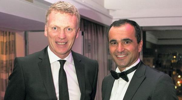 Roberto Martinez dan Everton sepenuhnya mendukung David Moyes (Foto: Ist)