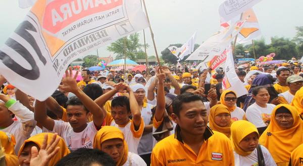 Hanura Hemat Dana Kampanye Rp8 Miliar