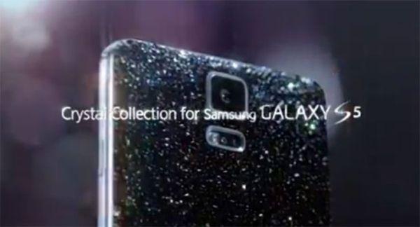 Samsung Bakal Rilis Galaxy S5 Bertabur Berlian