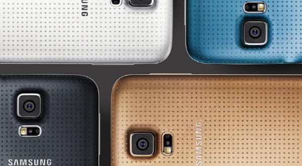 Galaxy S5 Kalahkan iPhone 5S di AS