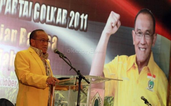 Ketua Umum DPP Partai Golkar Aburizal Baktrie (Ical) (Foto: Okezone)