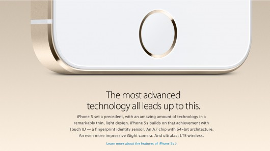 Touch ID. (foto: Apple)