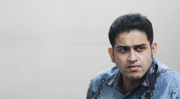 M. Nazaruddin (foto: Heru Haryono)