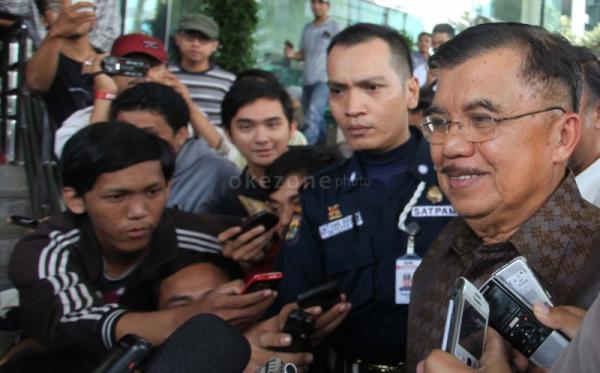 Mantan Wakil Presiden Jusuf Kalla (JK) (Foto:Okezone)