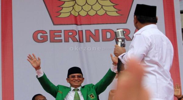 Usai Konflik PPP Reda, Prabowo Kembali Temui SDA