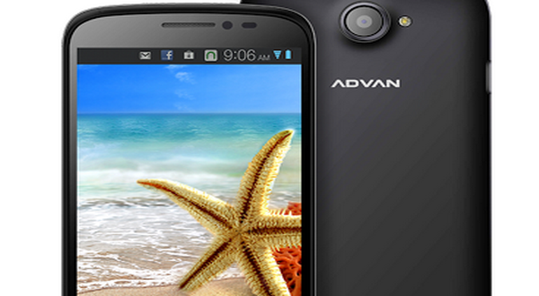 Tablet Advan S5J (foto: Ist)