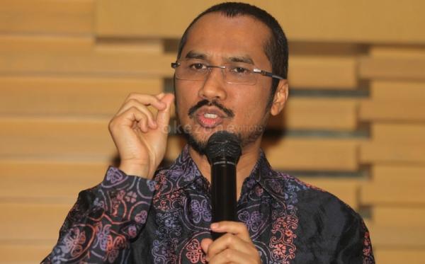 Ketua KPK, Abraham Samad (foto: Heru H)